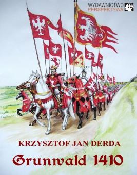 okładka Grunwald 1410, Ebook | Krzysztof Jan Derda