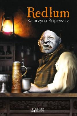 okładka Redlum, Ebook | Katarzyna Rupiewicz