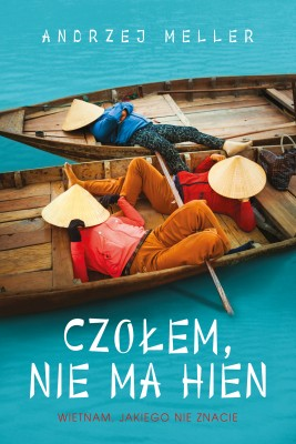 okładka Czołem, nie ma hien, Ebook | Andrzej Meller