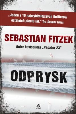 okładka Odprysk, Ebook   Sebastian Fitzek