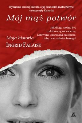 okładka Mój mąż potwór, Ebook | Ingrid Falaise