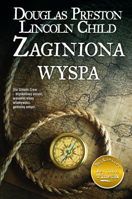 okładka Zaginiona wyspa, Ebook | Lincoln Child, Douglas Preston