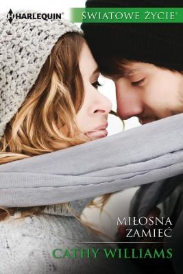 okładka Miłosna zamieć, Ebook | Cathy Williams