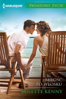 okładka Miłość po włosku, Ebook | Janette Kenny