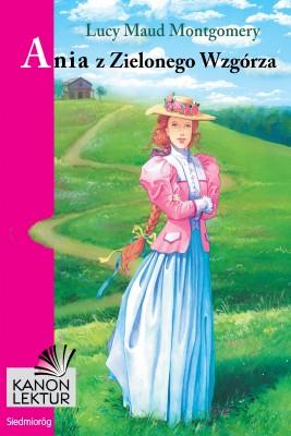 okładka Ania z Zielonego Wzgórza, Ebook | Lucy Maud Montgomery