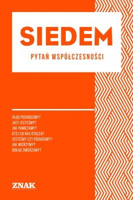 okładka Siedem  pytań współczesności (minibook), Ebook | autor  zbiorowy