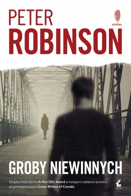 okładka Groby niewinnych, Ebook | Peter Robinson