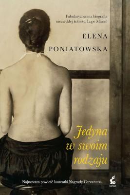 okładka Jedyna w swoim rodzaju, Ebook | Elena Poniatowska
