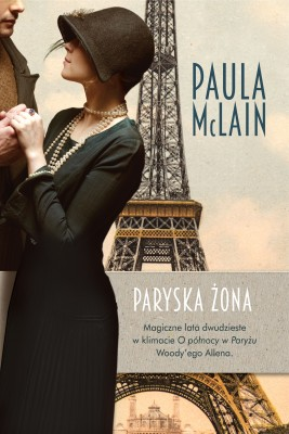 okładka Paryska żona, Ebook | Paula McLain