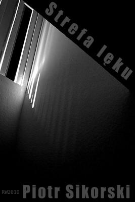okładka Strefa lęku, Ebook | Piotr Sikorski