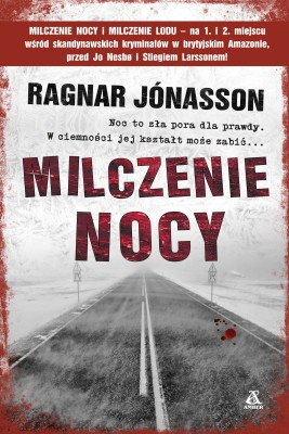 okładka Milczenie nocy, Ebook | Ragnar Jónasson