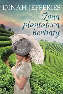 okładka Żona plantatora herbaty, Ebook   Dinah Jefferies