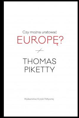 okładka Czy można uratować Europę?, Ebook | Thomas Piketty
