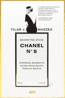 okładka Sekretne życie Chanel No. 5, Ebook | Tilar J. Mazzeo
