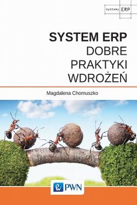 okładka System ERP - Dobre praktyki wdrożeń, Ebook | Magdalena  Chomuszko