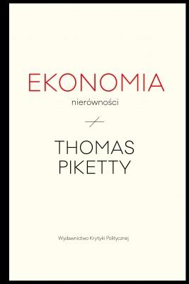 okładka Ekonomia nierówności, Ebook | Thomas Piketty