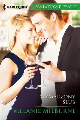 okładka Wymarzony ślub, Ebook | Melanie Milburne