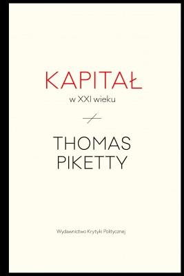 okładka Kapitał w XXI wieku, Ebook | Thomas Piketty