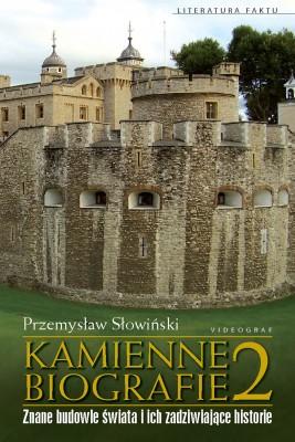 okładka Kamienne biografie 2, Ebook | Przemysław Słowiński