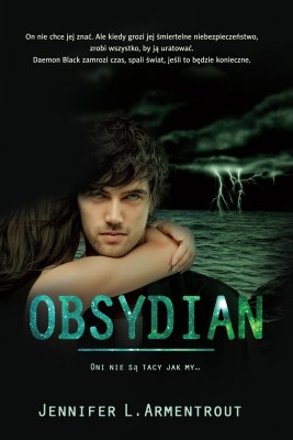 okładka Obsydian, Ebook | Jennifer L. Armentrout