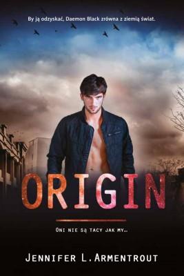 okładka Origin, Ebook | Jennifer L. Armentrout