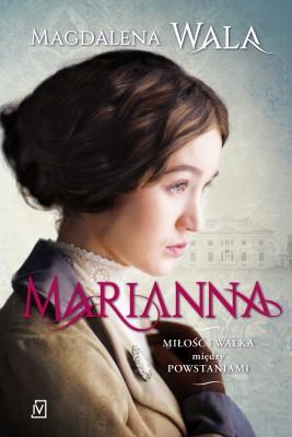 okładka Marianna, Ebook | Magdalena Wala