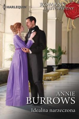 okładka Idealna narzeczona, Ebook | Annie Burrows