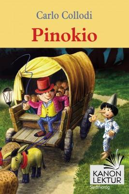 okładka Pinokio, Ebook | Carlo Collodi
