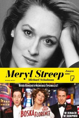 okładka Meryl Streep. Znowu ona!, Ebook | Michael  Schulman, Robert  Waliś, Ewa Kaniowska