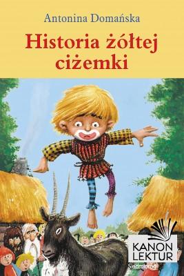 okładka Historia żółtej ciżemki, Ebook | Antonina Domańska