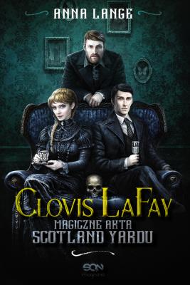 okładka Clovis LaFay. Magiczne akta Scotland Yardu, Ebook |  Anna Lange