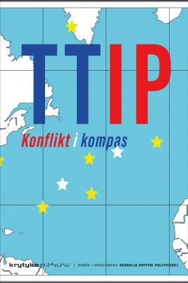 okładka TTIP, Ebook | Opracowanie zbiorowe