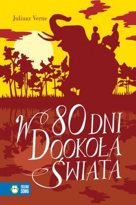 okładka W 80 dni dookoła świata, Ebook   Juliusz  Verne