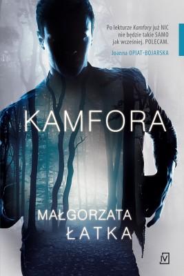 okładka Kamfora, Ebook | Małgorzata Łatka