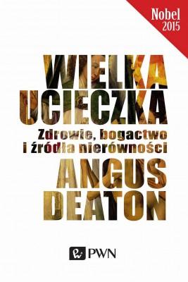 okładka Wielka ucieczka, Ebook   Angus  Deaton
