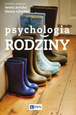 okładka Psychologia rodziny, Ebook | Iwona  Janicka, Hanna  Liberska