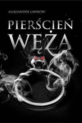 okładka Pierścień węża, Ebook | Aleksander Ławrow