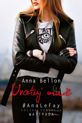 okładka Uratuj mnie, Ebook | Anna Bellon