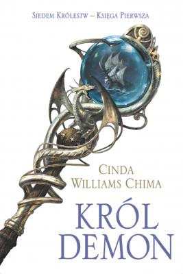 okładka Król Demon, Ebook | Cinda Williams Chima