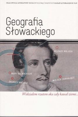 okładka Geografia Słowackiego, Ebook | Dorota  Siwicka, Marta  Zielińska