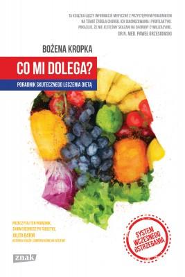 okładka Co mi dolega?, Ebook | Bożena Kropka