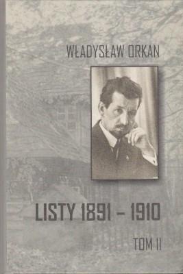 okładka Listy 1891-1910 t.2, Ebook | Władysław Orkan