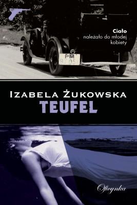 okładka Teufel, Ebook   Izabela  Żukowska