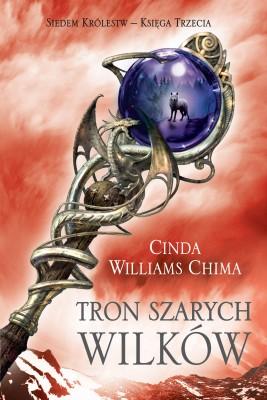 okładka Tron Szarych Wilków, Ebook | Dorota Dziewońska, Cinda Williams Chima