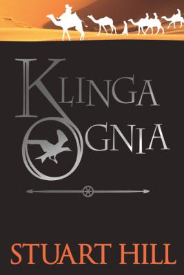 okładka Klinga ognia, Ebook | Paulina Braiter, Stuart Hill