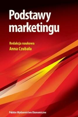 okładka Podstawy marketingu, Ebook | Anna  Czubała