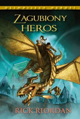 okładka Zagubiony heros, Ebook | Rick Riordan