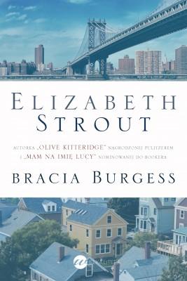 okładka Bracia Burgess, Ebook | Elizabeth Strout