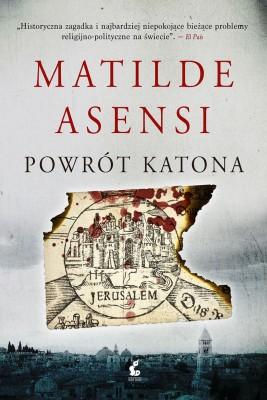 okładka Powrót katona, Ebook | Matilde Asensi