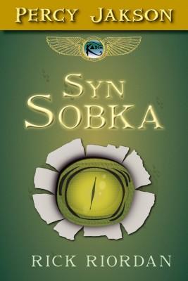 okładka Syn Sobka, Ebook | Rick Riordan, Agnieszka Fulińska
